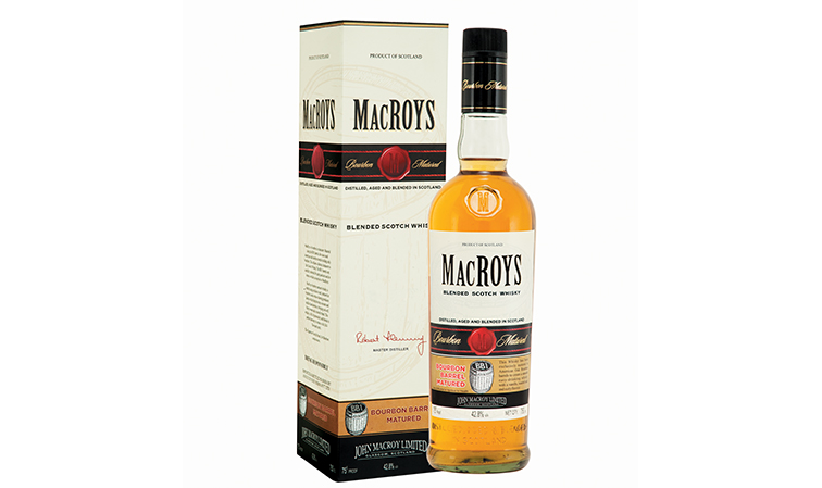 Angus Dundee launches new blended Scotch whisky