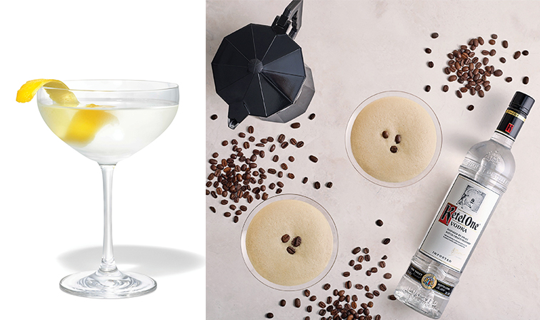 Martini Day: Special recipes from Ketel One