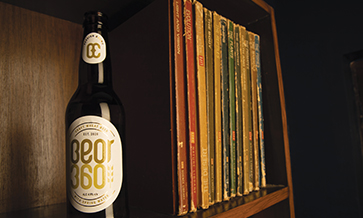 Brewking debuts Beor 360 wheat & lager