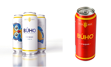 Buho: beer with a twist!