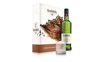Glenfiddich puts out limited-edition pack