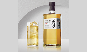 Suntory takes fresh approach to 'Time'