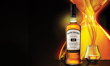 Gift a Bowmore 12-YO on Father's Day