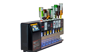 IoT-assisted alcohol dispenser for Indian bars