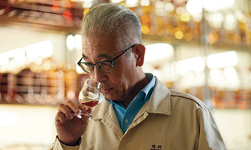 Not all Japanese whiskies are that: Shinji Sukoyo