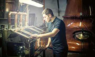 Highland distillery helps Indian whiskies go premium