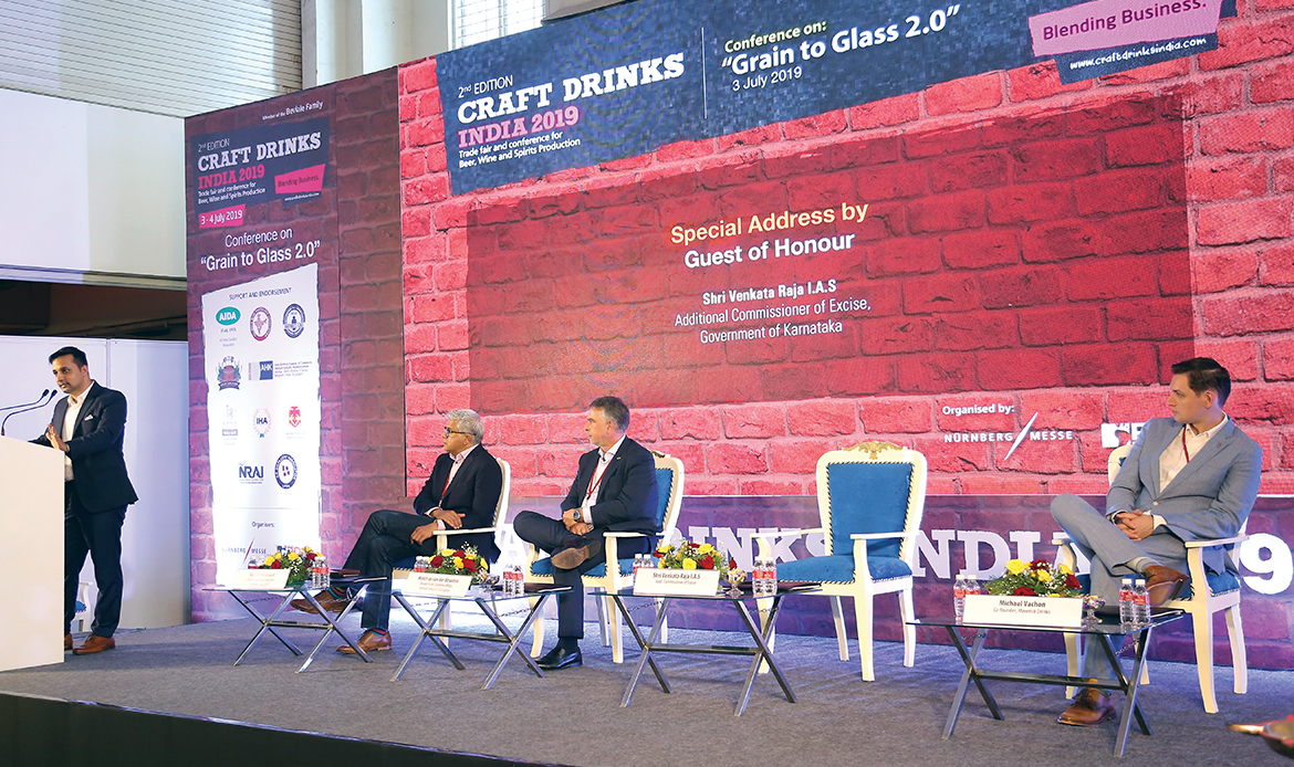 Craft Drinks India 2019 blended business