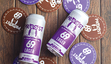 Proost69 introduces two more beers