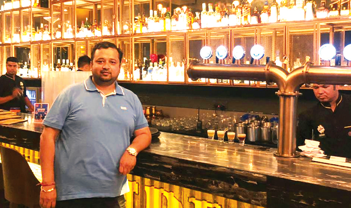 How Arundeep Sangla built his beer 'Estate'