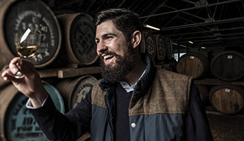 To make great whisky you need great people