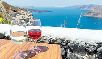 A strong case for Greek wine