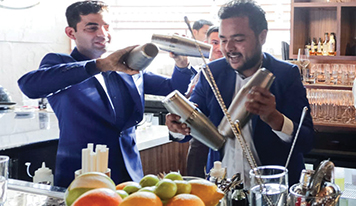 Grey Goose swears by its unique vodka cocktails