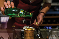 Perrier: Spring in a drink we take for granted!